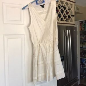 Paige white  cotton dress
